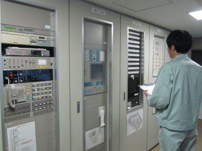 電気設備の保守点検