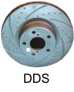 Cross Drilled & Slotted Brake Rotors - Znoelli NZ Dealer