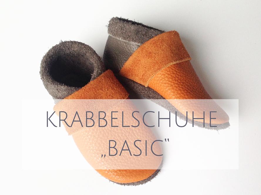 Krabbelschuhe BASIC
