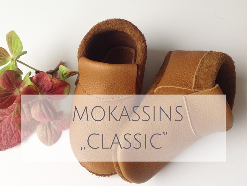 Mokassins CLASSIC