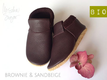 "Mokassins ""Classic"" in brownie & sandbeige, ab 39,40€"