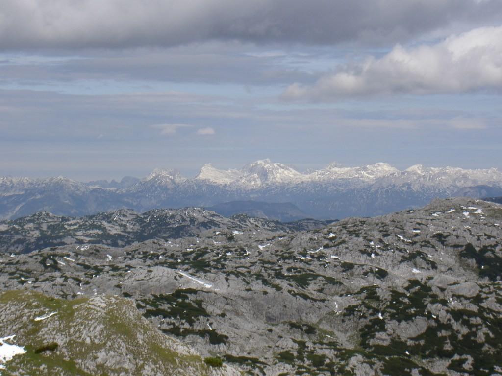 Blick zum Toten Gebirge