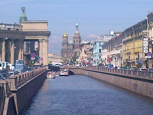 Kanala Neberezhnaya Griboyedova