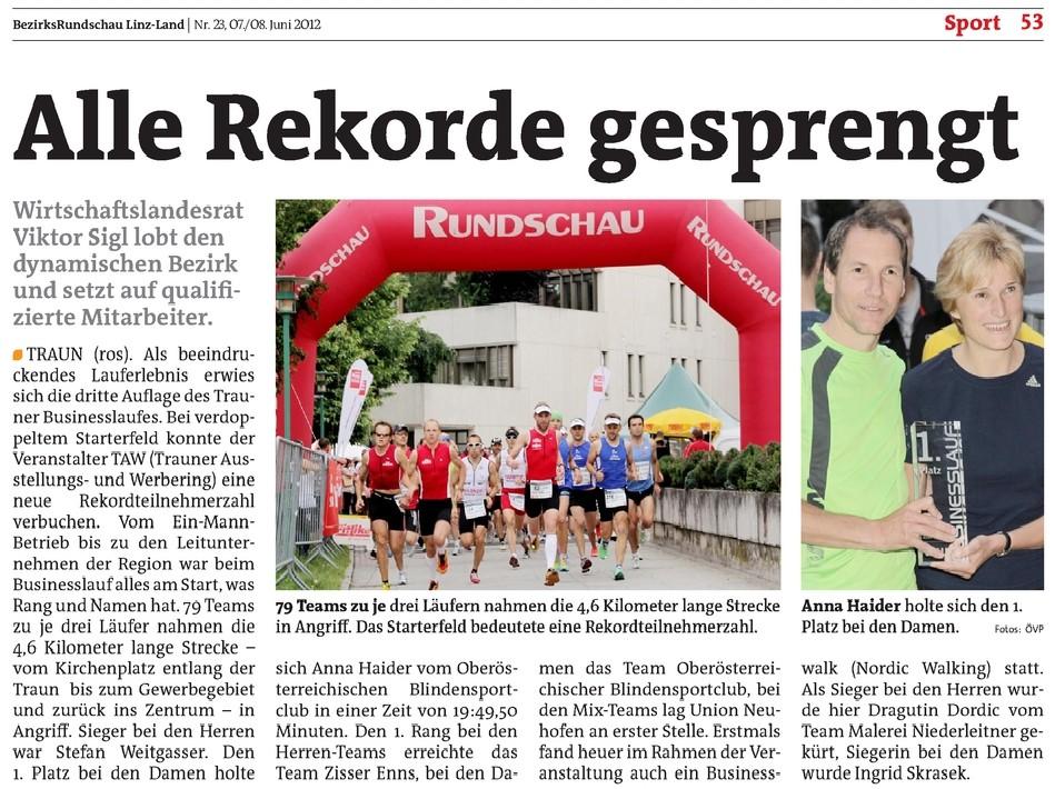 Rundschau Traun 2012 06 07