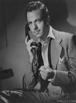"""Gerald Mohr als """"Radio-Philip Marlowe"""""""