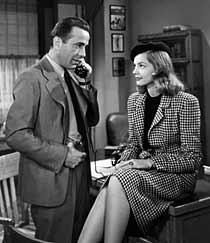 Bogart & Bacall: Tote schlafen fest