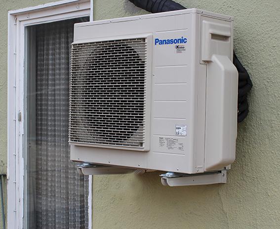 Panasonic Außengerät (Heizen + Kühlen)