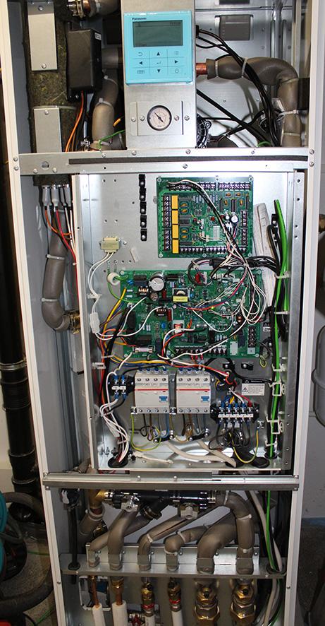 Installation Wärmepumpe Panasonic