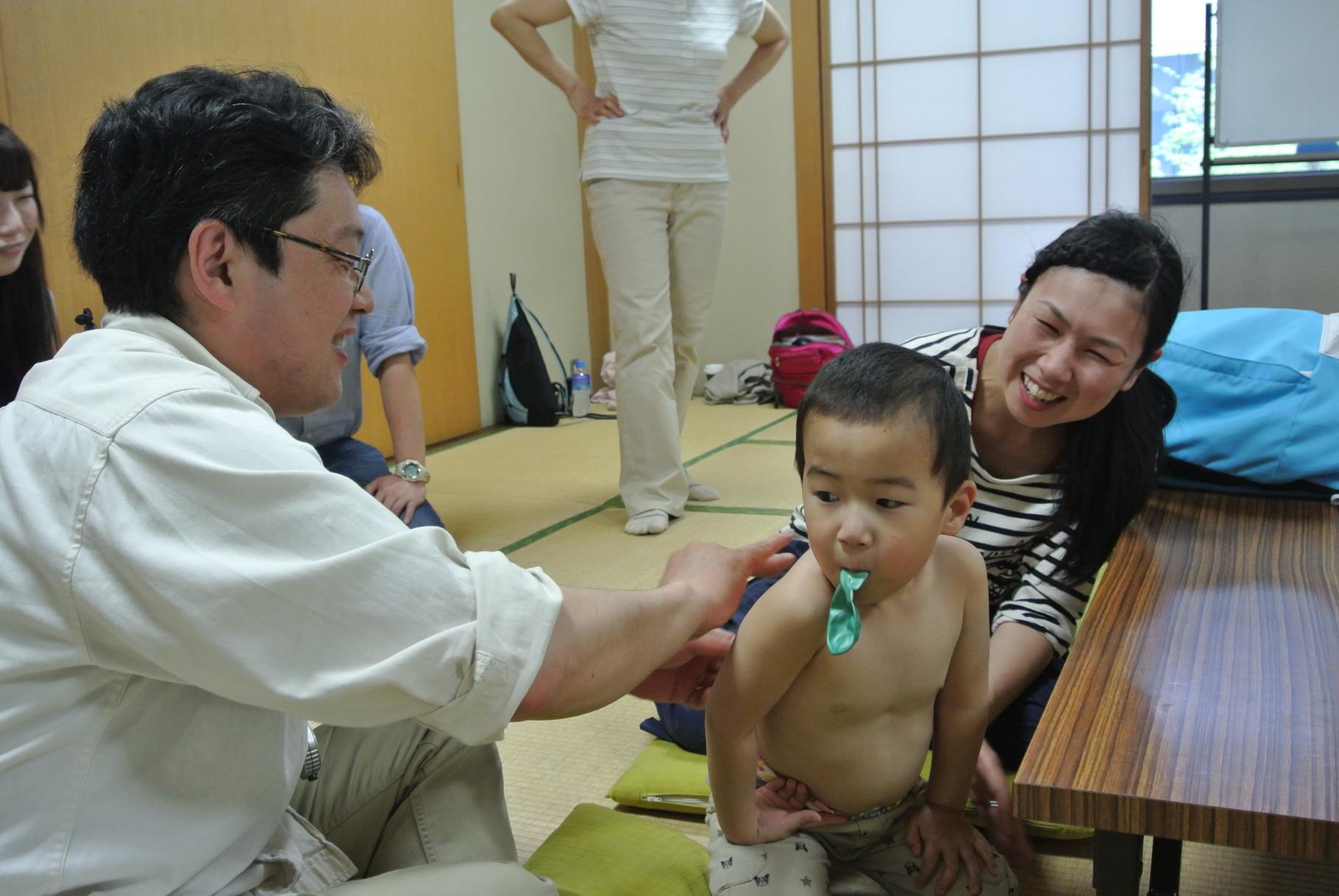 4/29 大師流小児はりの勉強会で充実!