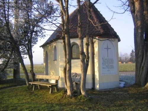 Feldkapelle westlich von Salgen