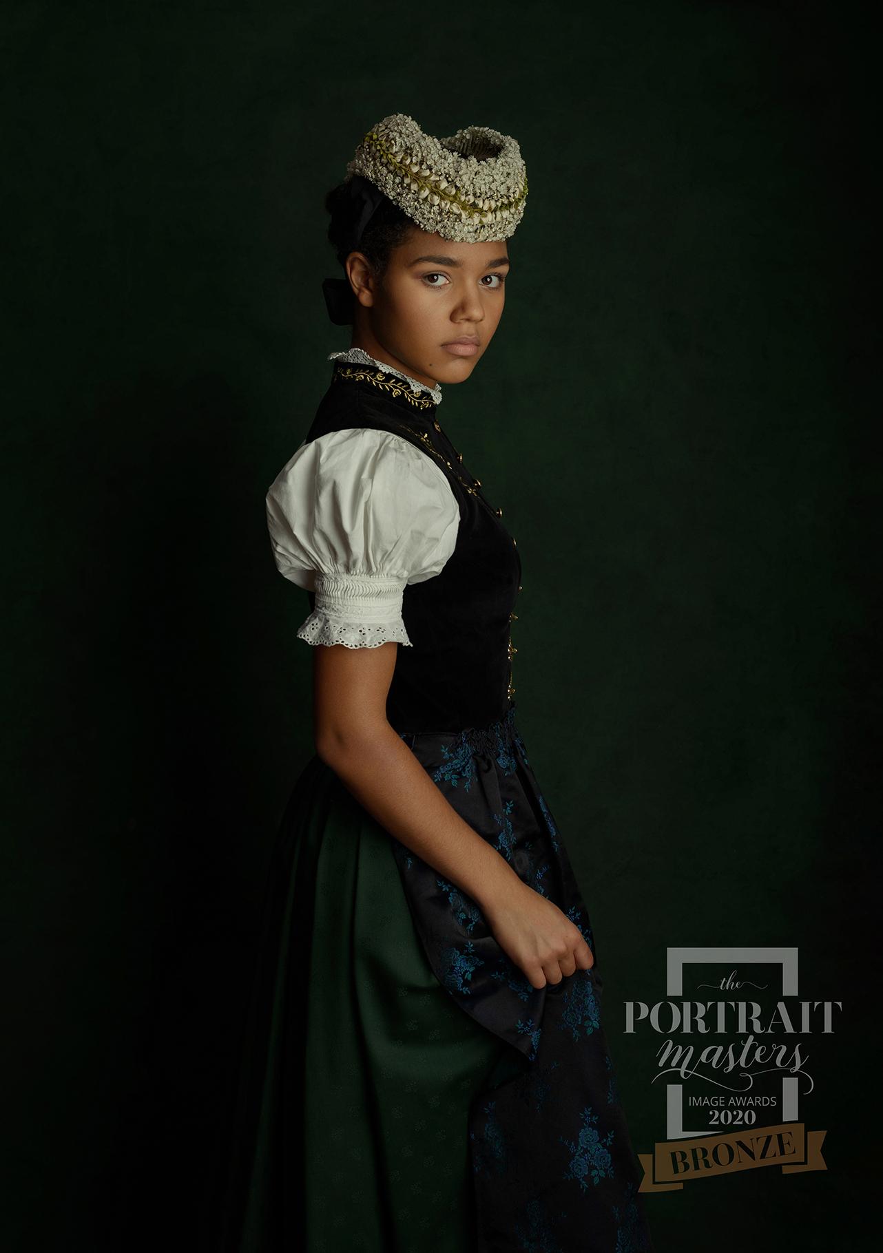 Portrait Masters 2020 Bronze Award
