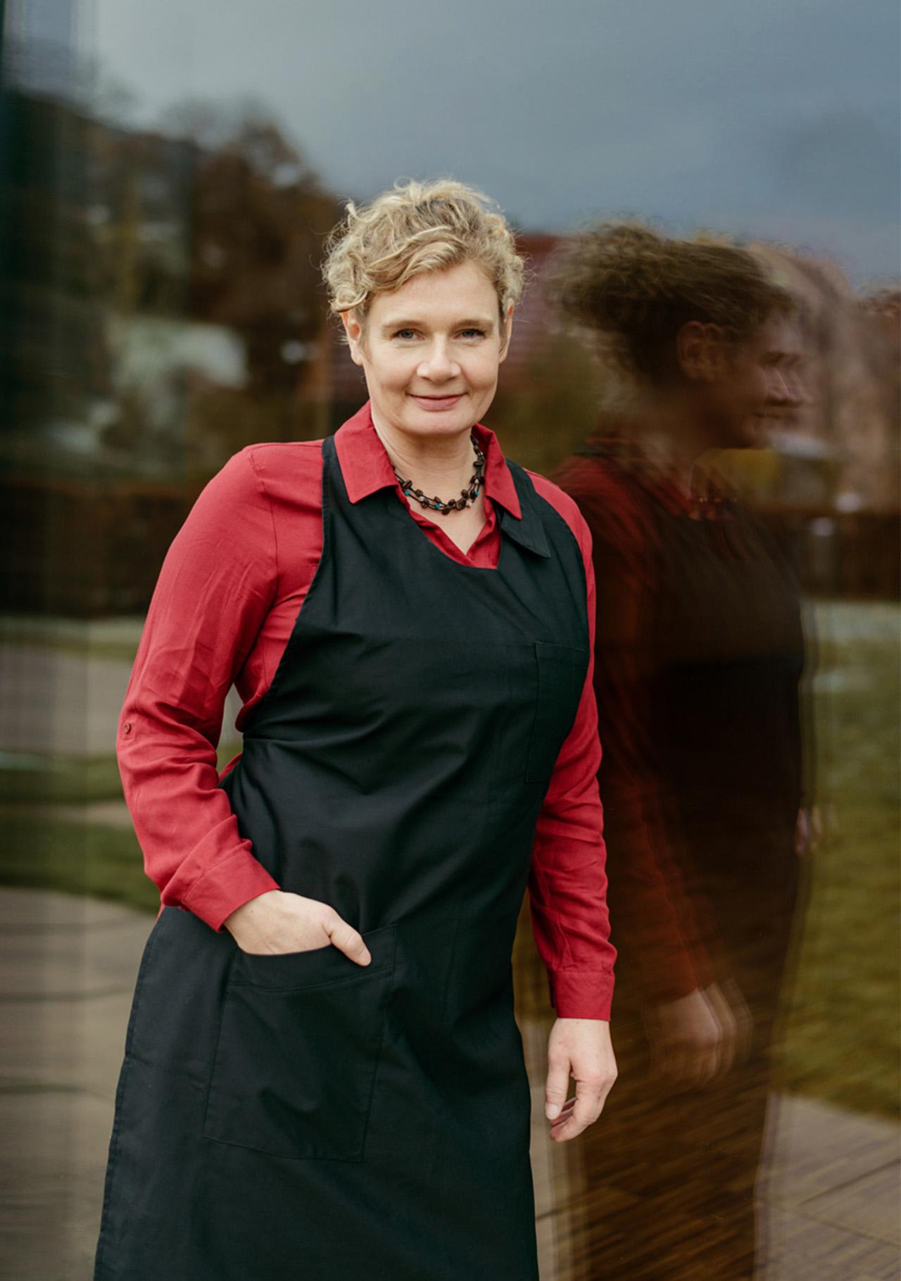 Sabine Riedel-Weiler, Kaffee-Einsatzwagen
