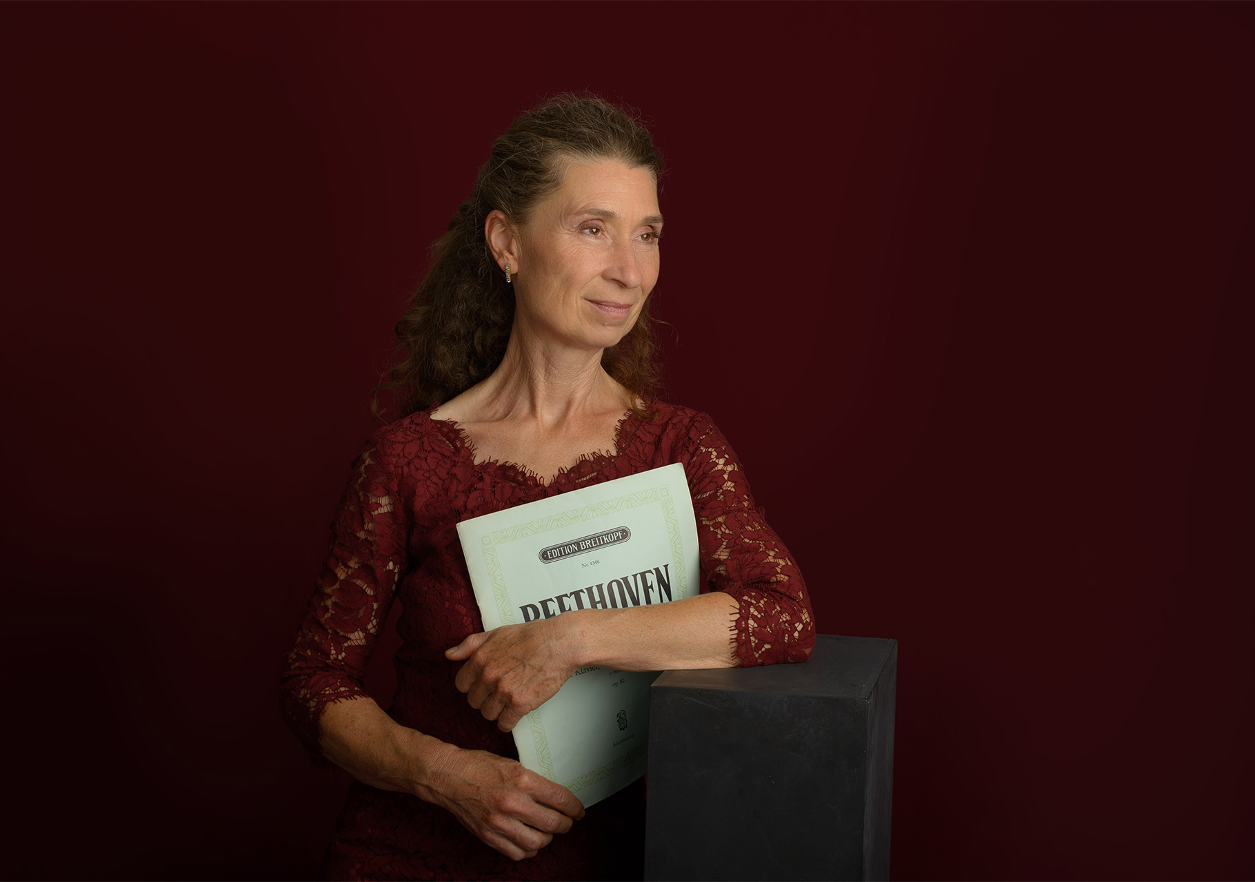 Ina Birk, Pianistin