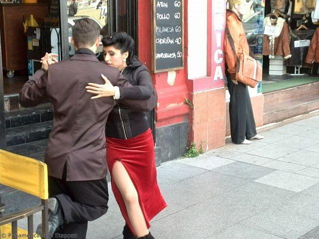 Tango zum ersten...
