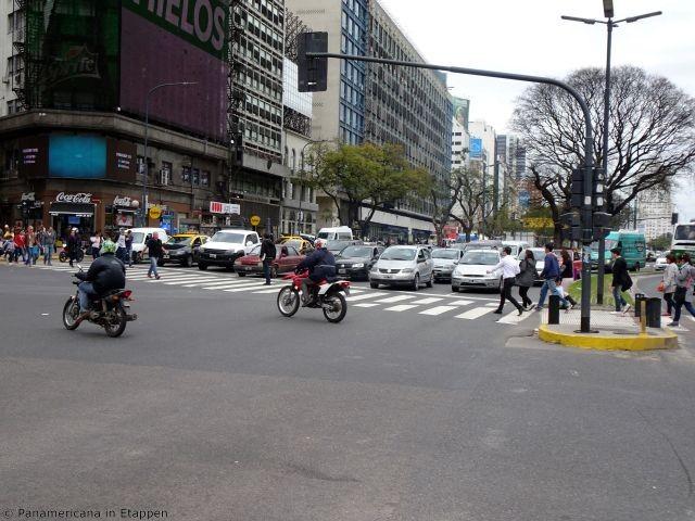 Avenida 9 de Julio