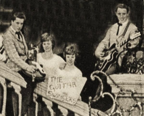 Ook werden ze winnaar van de Zuid Nederlandse ereprijs, voor musici, de 'Zilveren Plaat' in 1961.