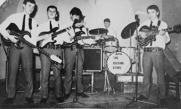 Stolberg in Duitsland 1966