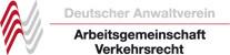 Logo Dt. Anwaltsverein AG Verkehrsrecht