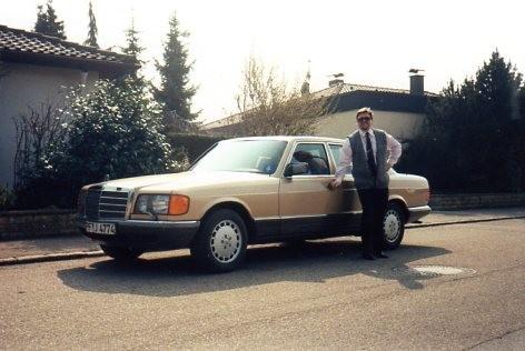 300 SE  - 1991 - 1996