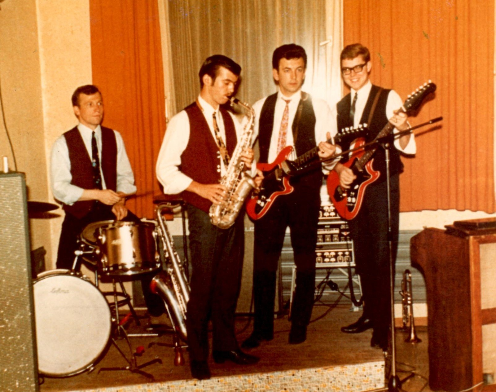 The Rhythmen Band  - Cafe Weinsteige Horrheim - 1965