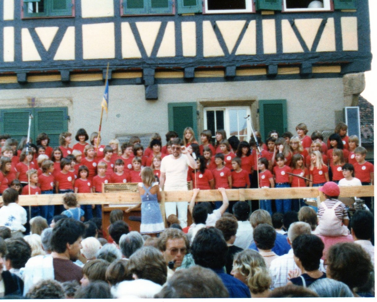 Dorf -und Kelterfest Illingen 19..