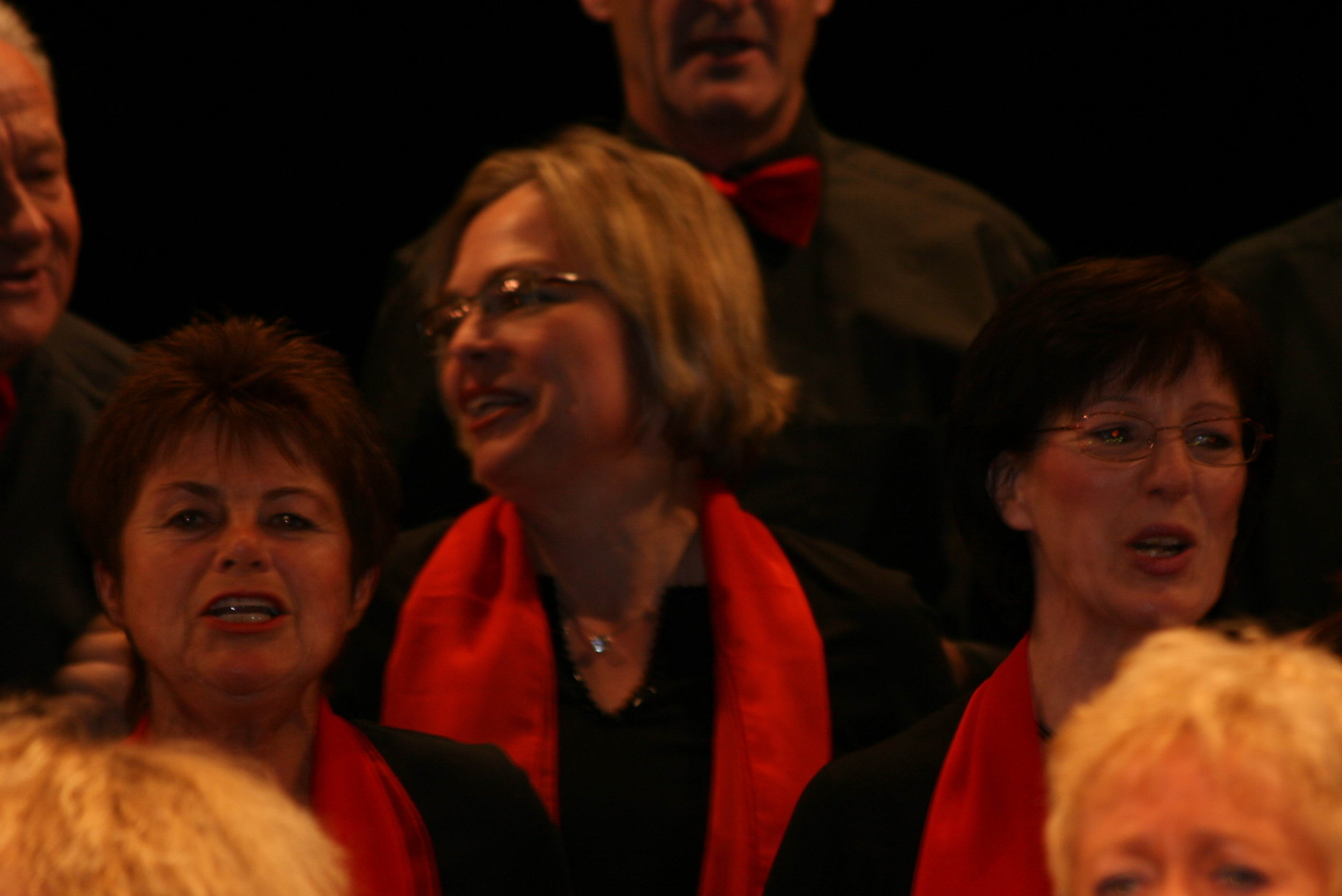 RockPop2001 - Universität Johannesburg Südafrika - Theatersaal - 2007