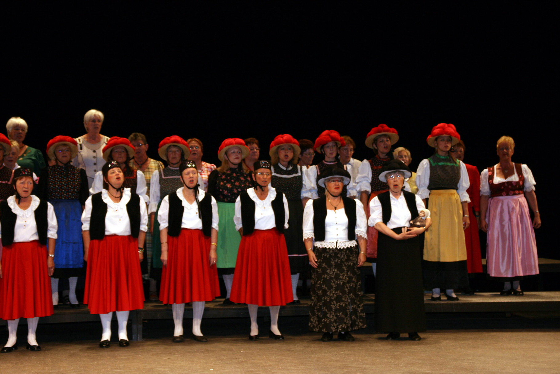 LKE Schwarzwald-Romantik  - Universität Johannesburg Südafrika - Theatersaal - 2007