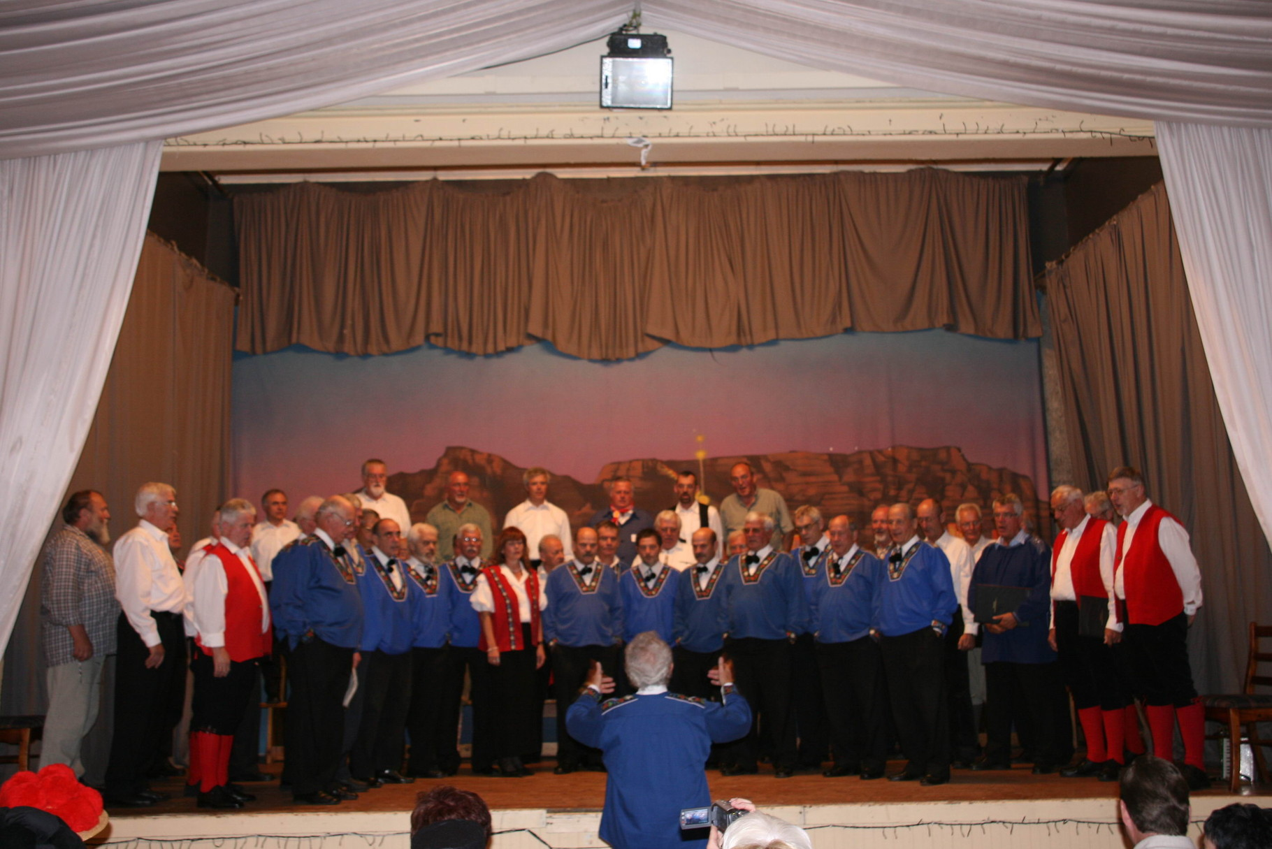 LK Enzweihingen - Performance in German Club Cape Town  - South Africa