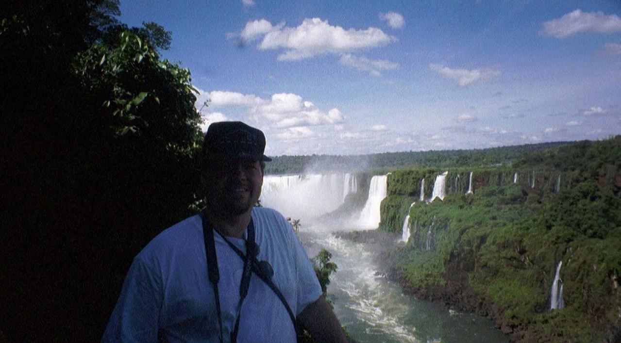 Iguazú - Wasserfälle (Brasilien/Argentinien) Chorreise 2002