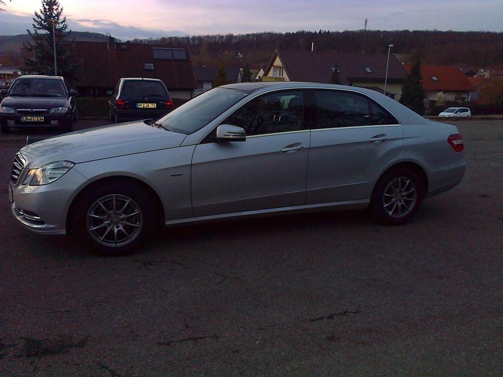 E220 CDI  18.12.2011