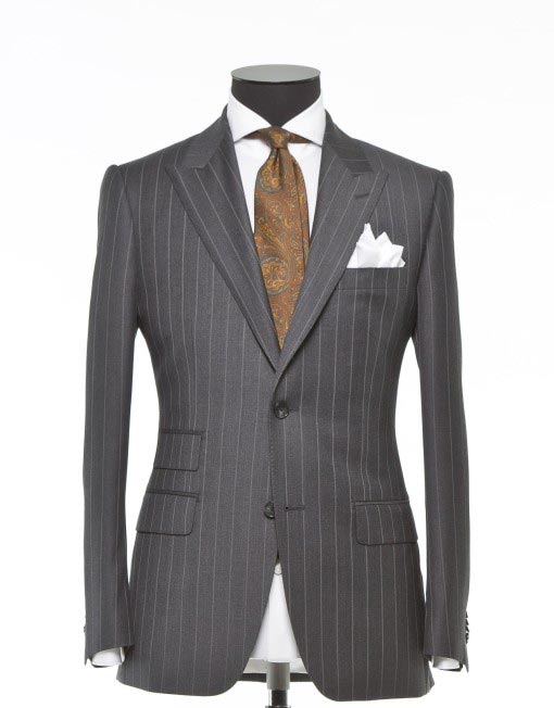 Business Anzug Gentleman Style Club