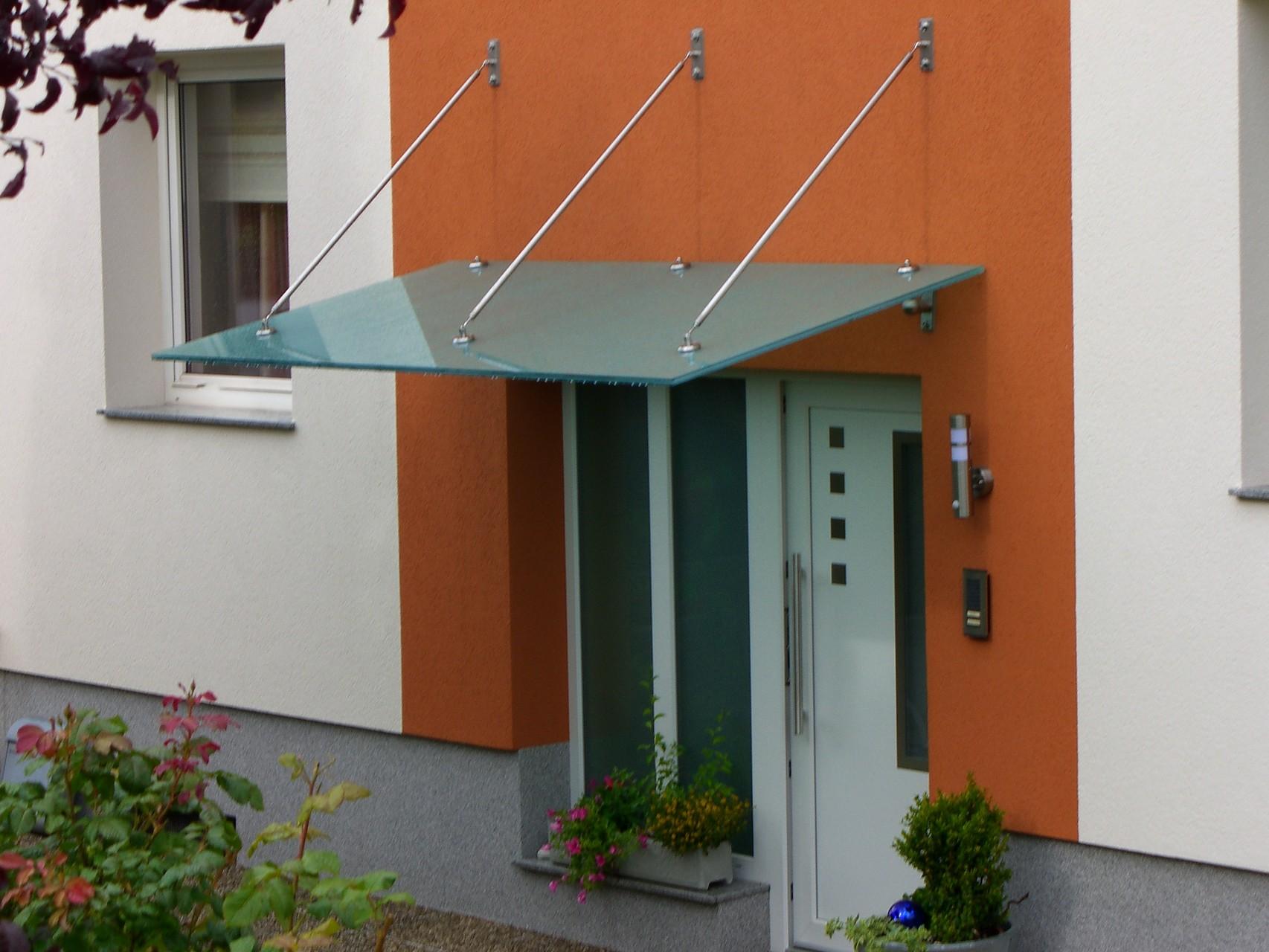 Beeindruckend Eingangsüberdachung Dekoration Von Regen- Oder Schneeabhilfe Schaffen Mit Der Eingangsüberdachung!