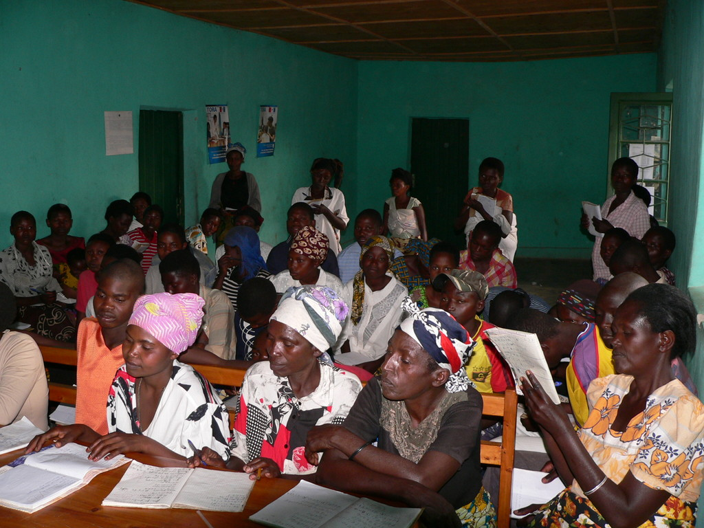 Schulungsraum Kibinja