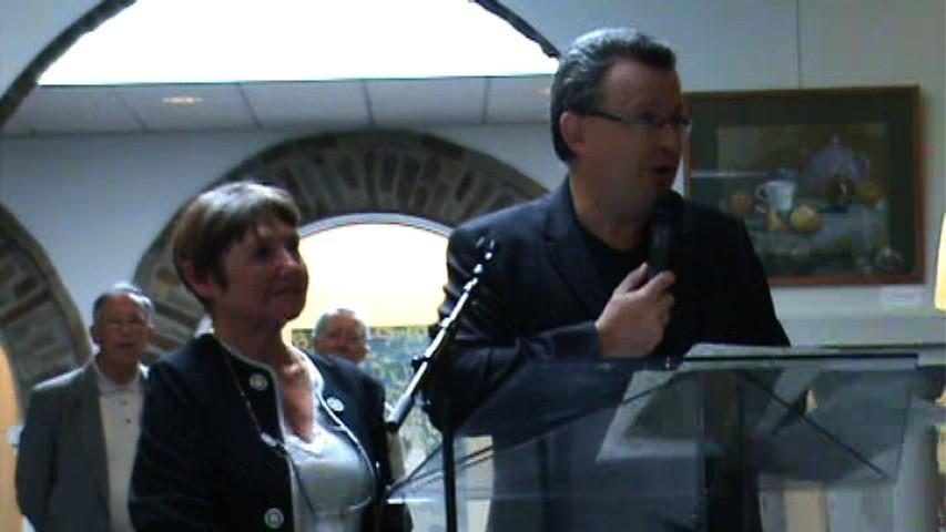 Vernissage Condé sur Noireau