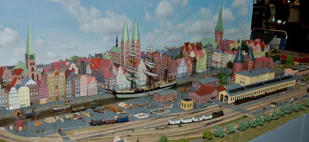 """Das Modul """"Lübeck"""" von Wolf Ullrich Malm"""