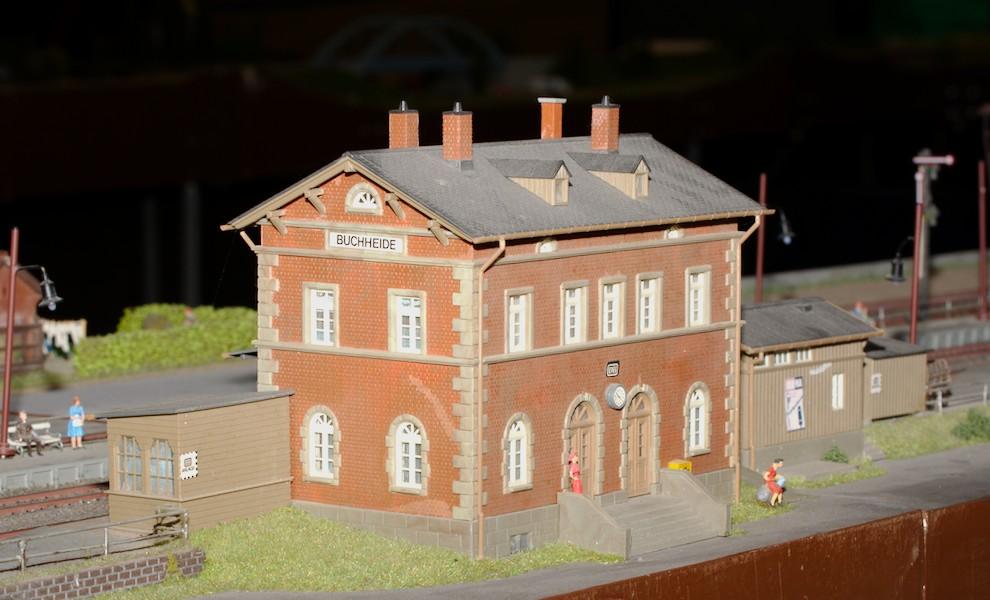 Eisenbahnfreunde Bad Oldesloe