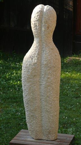 Dual (2008) Sandstein Höhe 120 cm 3.200,- EUR