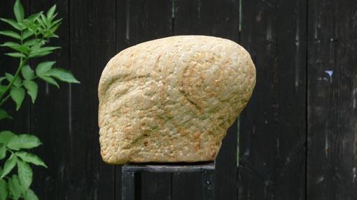 Siriusgesänge I (2009) Sandstein 30x15x15 cm 2.200,- EUR