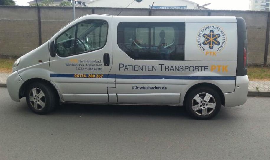 Patienten Transporte PTK, Wiesbaden