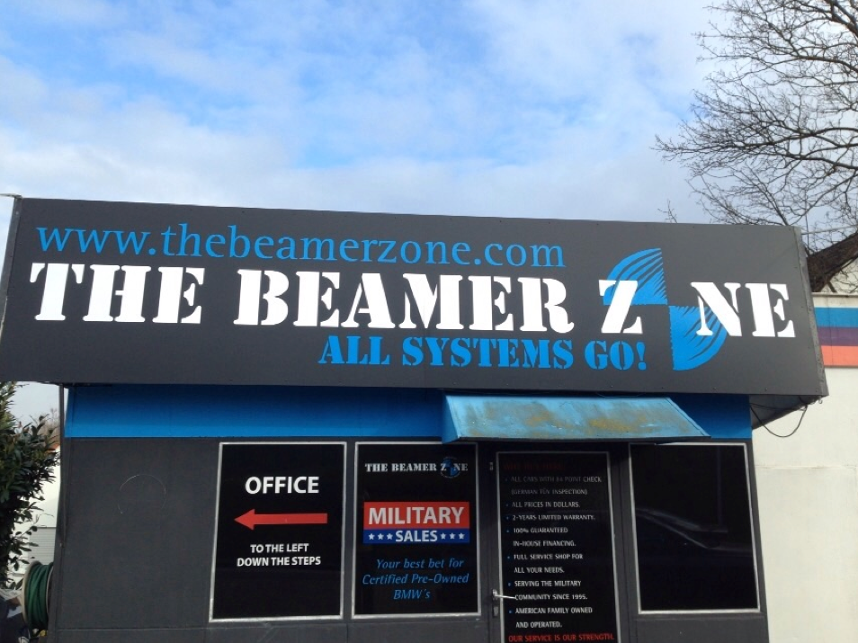The Beamer Zone