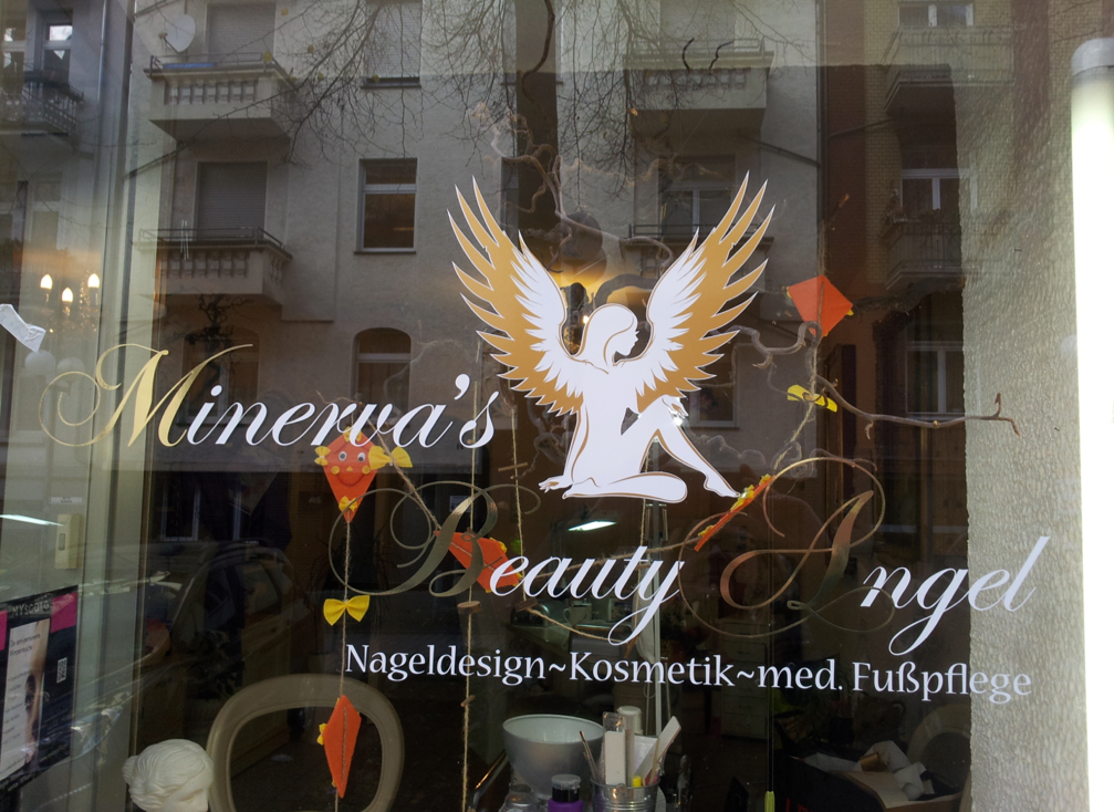 Minerva's Beauty Angel in Wiesbaden