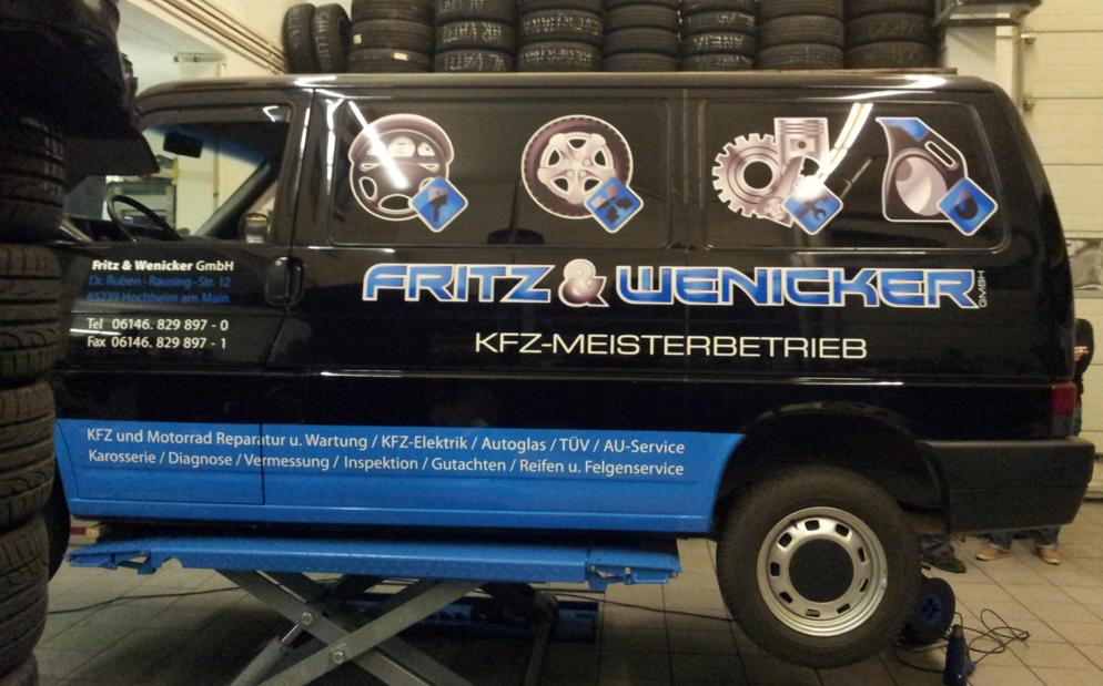 Fritz & Wenicker Hochheim