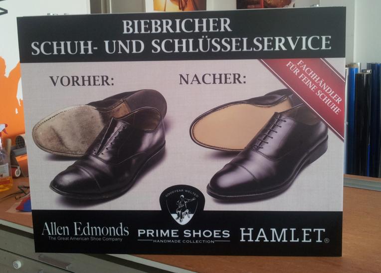 Schuh- und Schlüsselservice, Biebrich