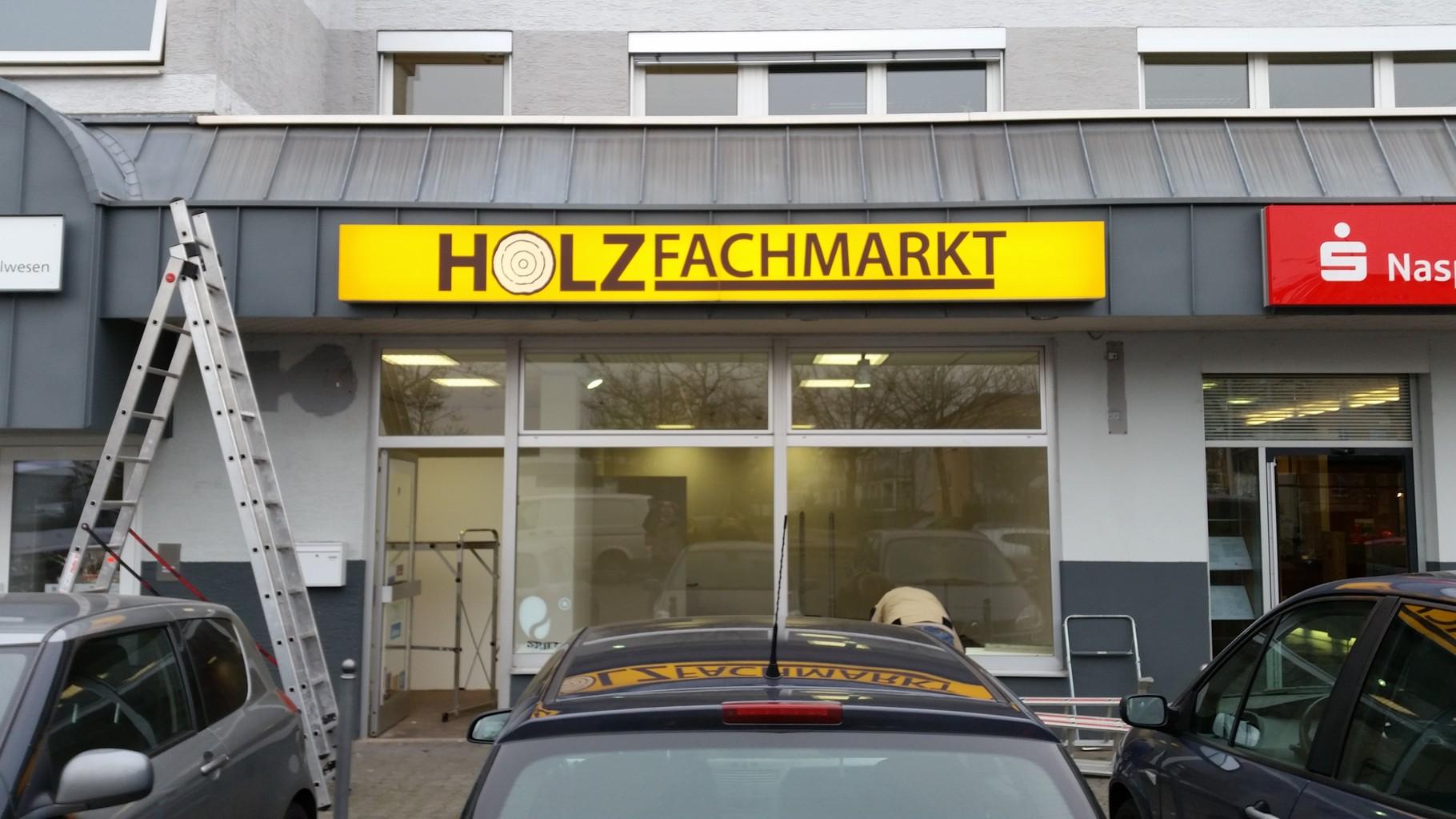 Holzfachmarkt, Hochheim