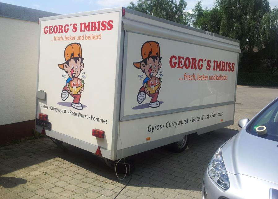 Georg's Imbiss, Stuttgart