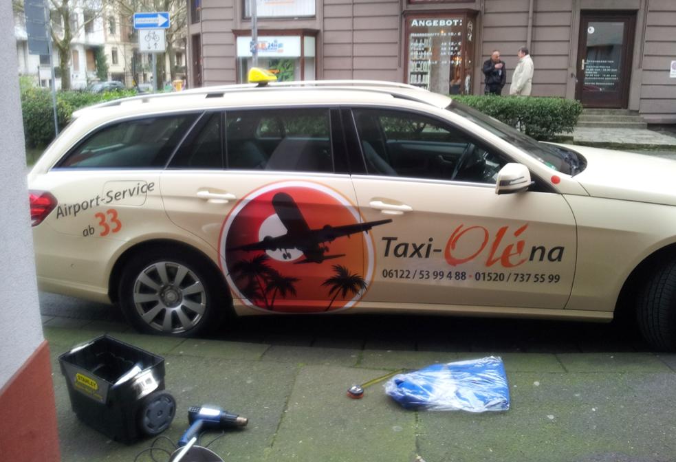 Taxi Oléna