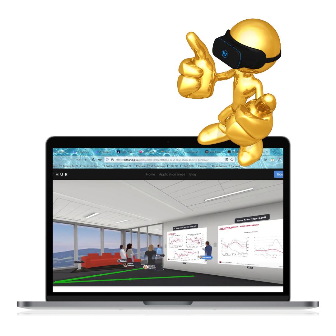 Maximale Flexibilität in Online-Seminaren: Arthur Teil 2