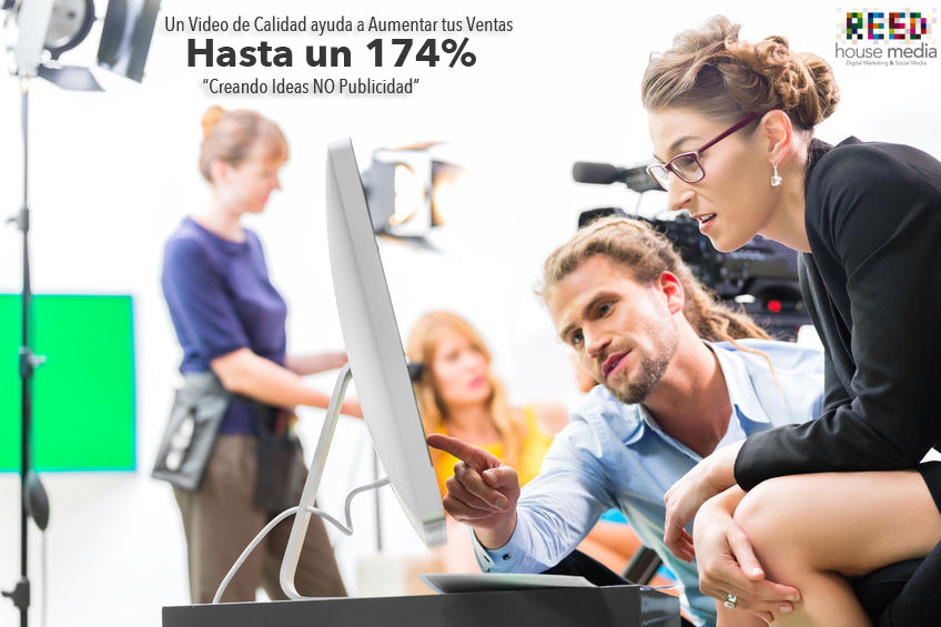 Producción de video comercial, institucional e infomercial.