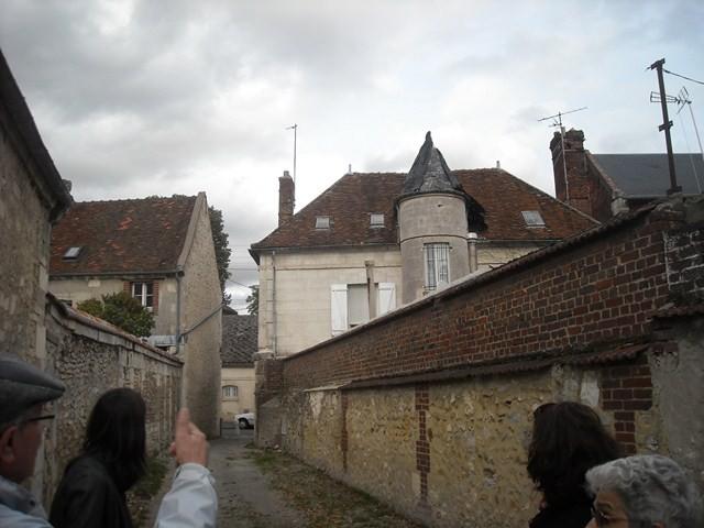 Ruelle des Froids Vents à Clermont