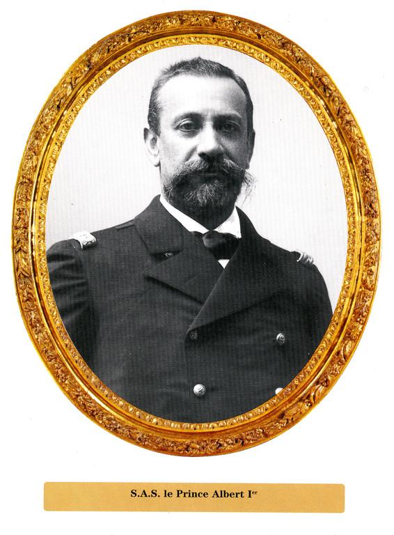 Le prince Albert de Monaco, océanographe et mécène pour la Préhistoire